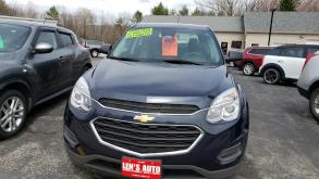 2016 Chevrolet Equinox Norway ME 1668 - Photo #1